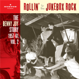 "LP - THE BENNY JOY STORY #2# ★  ""Rollin' To The Jukebox Rock"" ★ - (1957 -1961)"